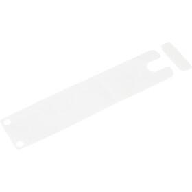 Cube RFR Protezione tubo obliquo E-Bike Carbon, bianco